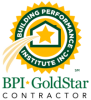 BPI Gold Star Contractor Logo